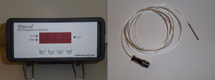 AC-output PID temperature controller